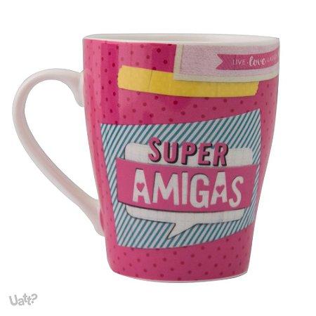 Caneca Super Amigas