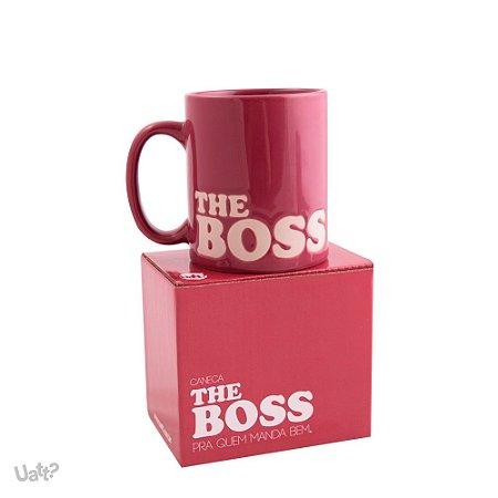 Caneca The Boss