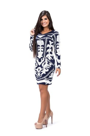 Vestido Tribal Ref: 0290