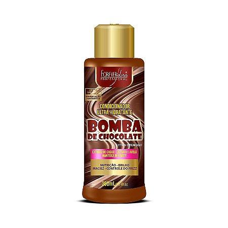 Condicionador Bomba de Chocolate Forever Liss - 300ml