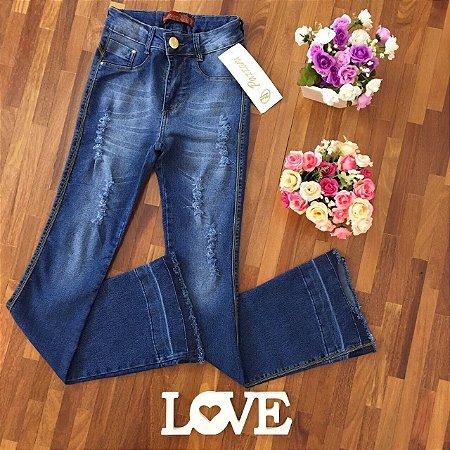 Calça Jeans Flare Carol