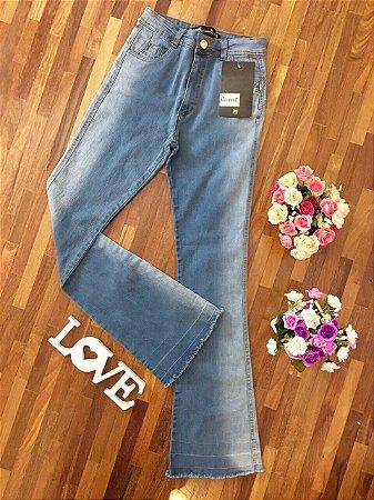 Calça Jeans Flare Ana