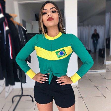 Cropped Brasil