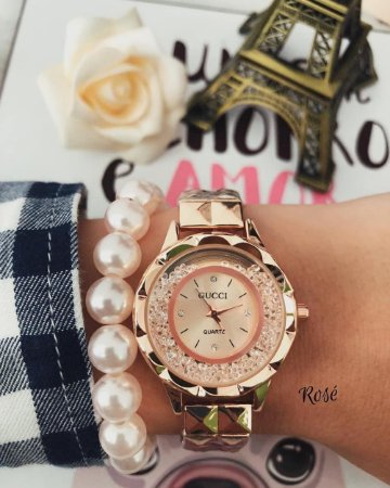 Relógio linha Divas Gucci