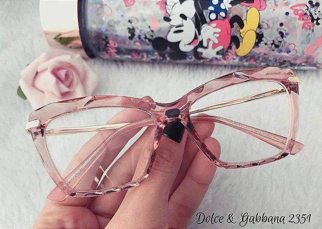 Armações de óculos Dolce & Gabbana 2351