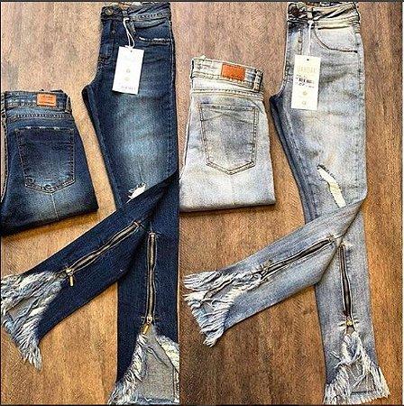 Calça Zíper Dardak Jeans