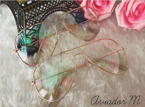 Óculos Armação AVIADOR 👓 - Look Store f45b8955021d3