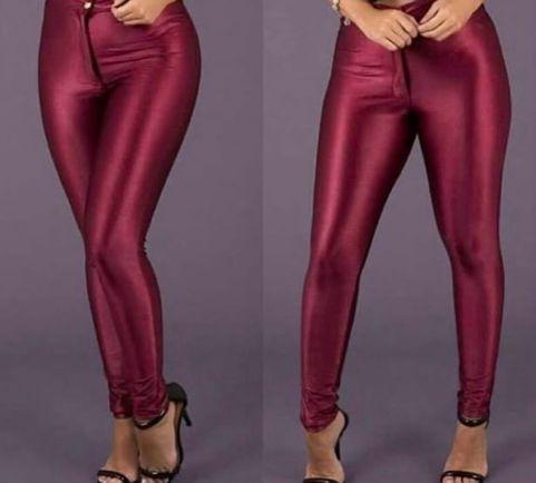 Calça Disco Hot Pant Cirrê