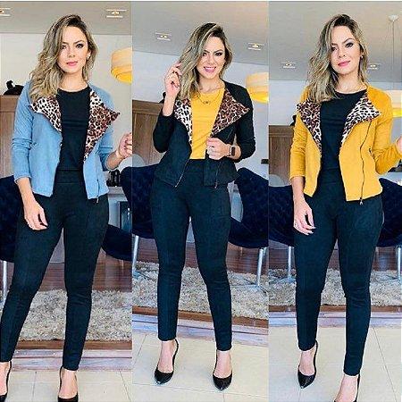 Jaqueta Onça