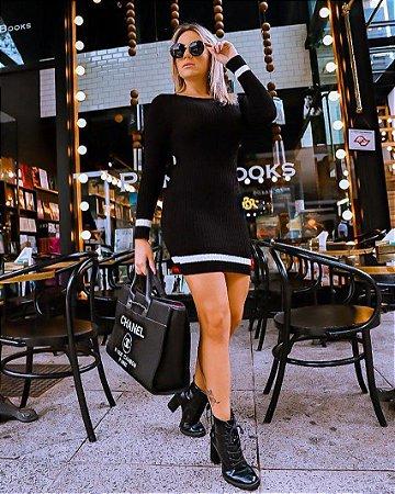 Vestido The Black