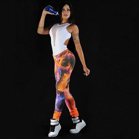 Legging Explosion Aline Riscado