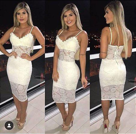Vestido MIdi Festas