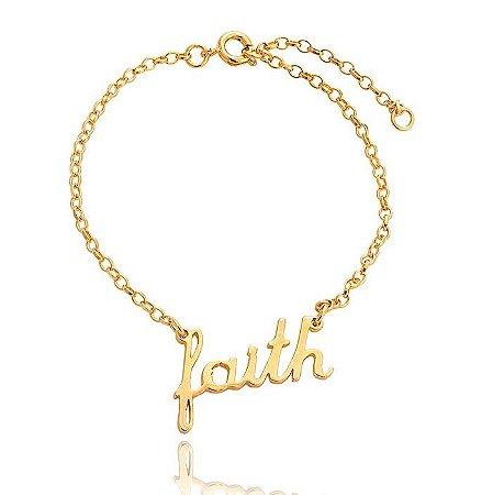 Pulseira Faith