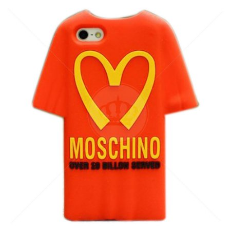 Case Moschino Camiseta