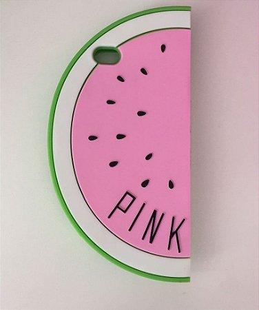 Case Pink Melancia - Rosa