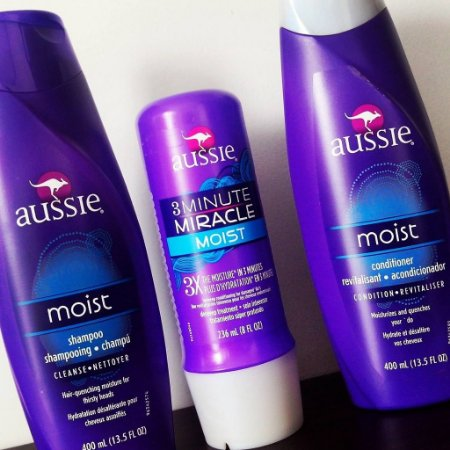 Kit Tratamento Aussie Moist