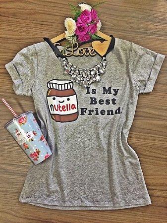 Tee Nutella My Best Friend