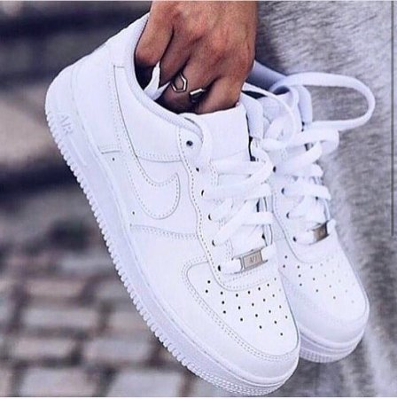 40f33e38012 Nike Air force 1 (cano baixo) - Look Store