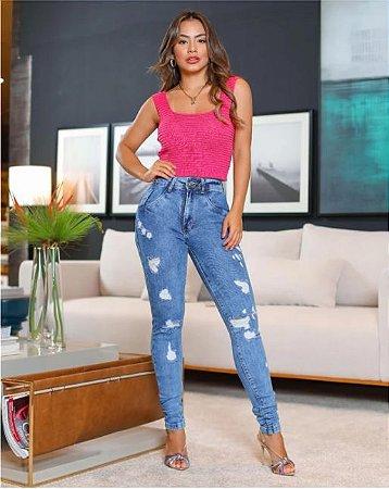 Calça Jeans - EDIÇÃO GOLD PRIME