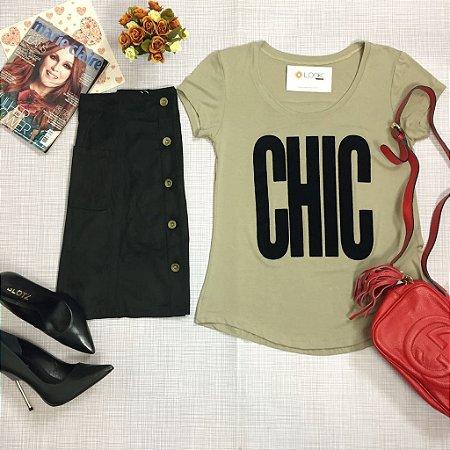 Tee Shirt Chic