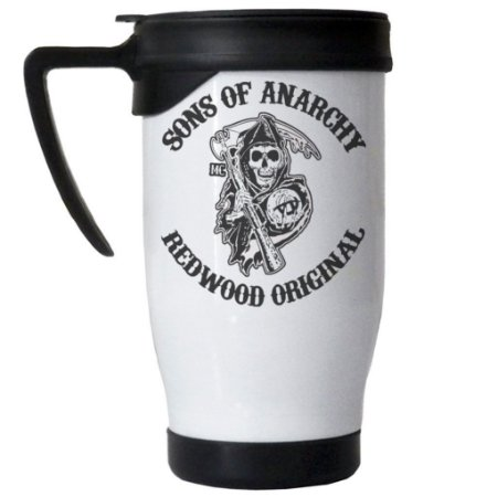Caneca Semi Térmica Sons of Anarchy