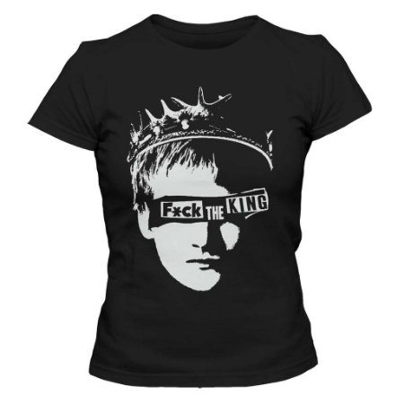 Camiseta Feminina Game of Thrones - Fck The King