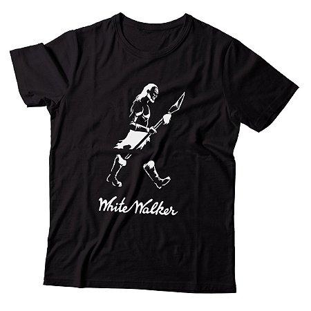 Camiseta Game of Thrones - White Walker