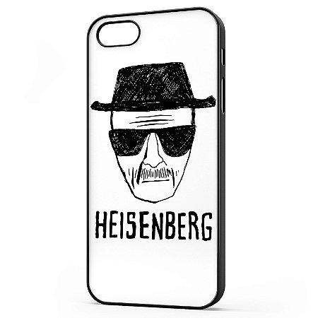 Capa para Celular Breaking Bad Heisenberg