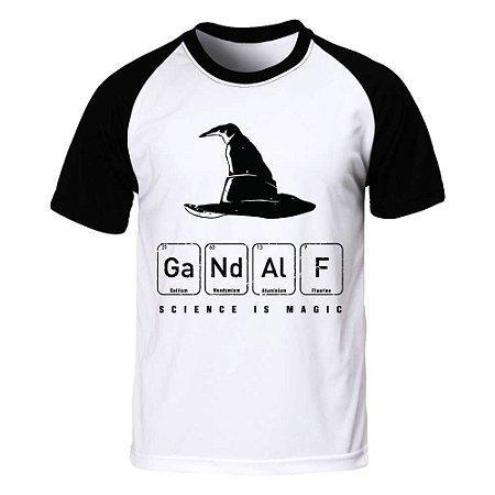 Camiseta Raglan Gandalf