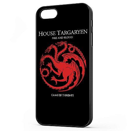 Capa para Celular Game of Thrones - House Targaryen