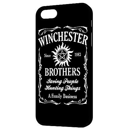 Capa para Celular Supernatural - Winchester Brothers
