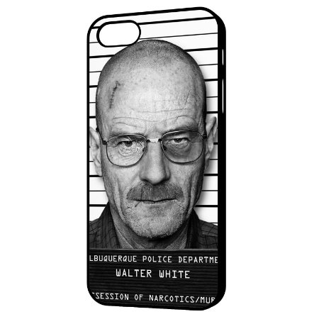 Capa para Celular Breaking Bad - Heisenberg Mugshot
