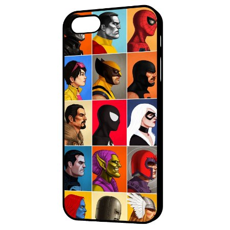Capa para Celular Marvel Heroes