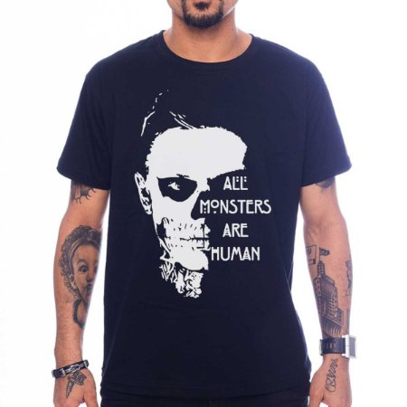 Camiseta American Horror Story - All Monsters