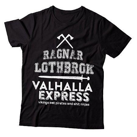 Camiseta Vikings - Valhalla Express