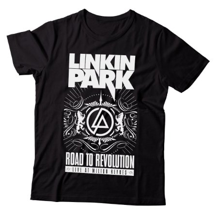 Camiseta Linkin Park - Road To Revolution