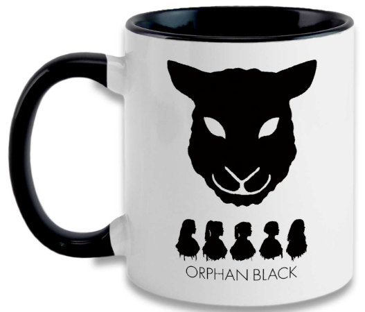 Caneca Orphan Black - Sheep