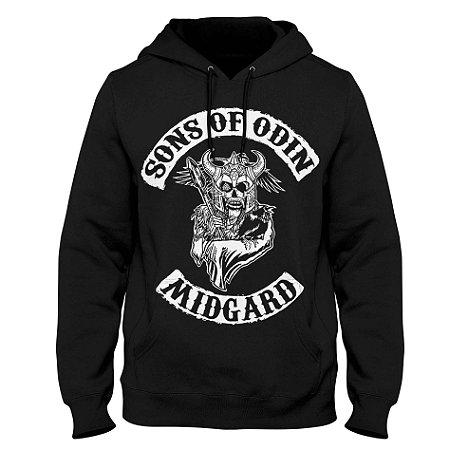 Moletom Vikings - Sons of Odin