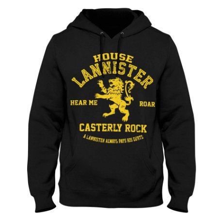 Moletom Game of Thrones - House Lannister Casterly Rock