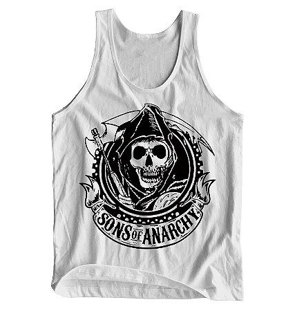 Regata Masculina Sons of Anarchy - SOA