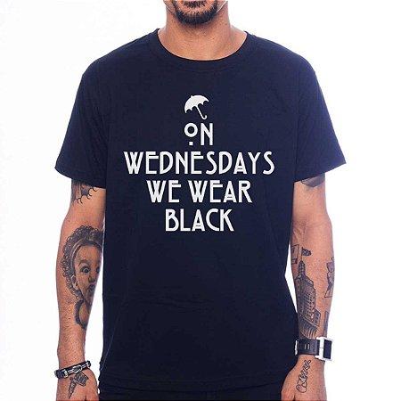Camiseta American Horror Story - We Wear Black
