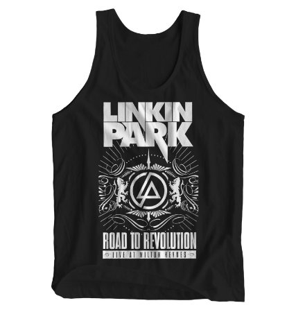 Regata Masculina Linkin Park - Road To Revolution