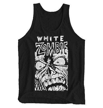 Regata Masculina White Zombie - Zombie
