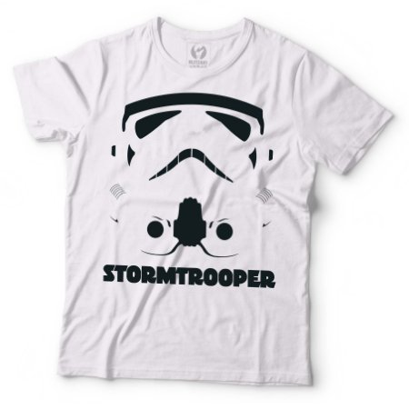 Camiseta Masculina Star Wars - Stormtrooper - BKF