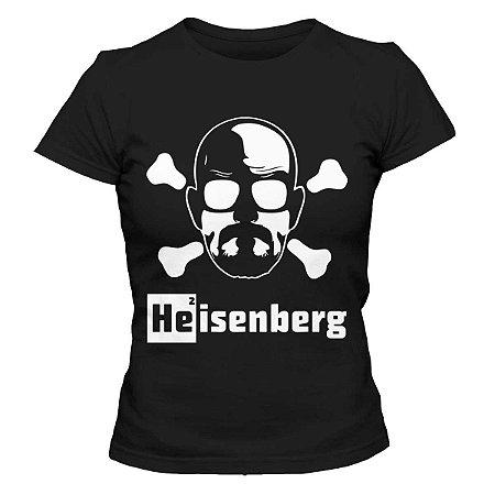 Camiseta Feminina Breaking Bad - Danger - BKF