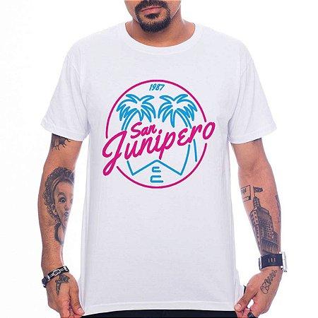 Camiseta Black Mirror - San Junipero