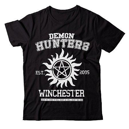Camiseta Supernatural - Est. 2005