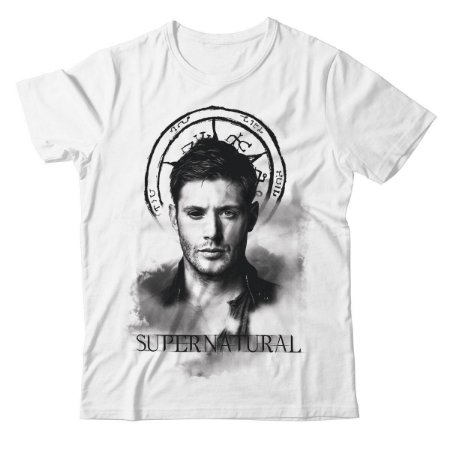 Camiseta Supernatural - Dean