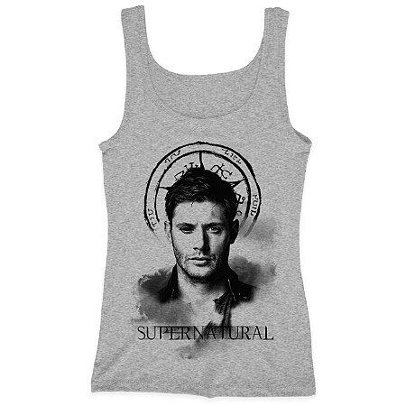 Regata Feminina Supernatural - Dean
