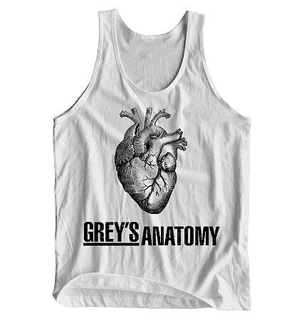 Regata Masculina Grey's Anatomy